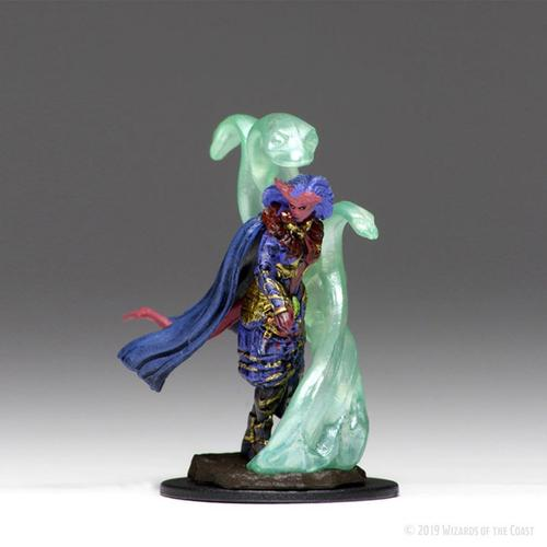 D&D Premium Painted Figures Tiefling Sorcerer (She/Her/They/Them)