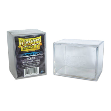Dragon Shield Gaming Box - Clear