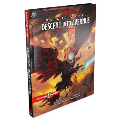 D&D Baldurs Gate - Descent into Avernus