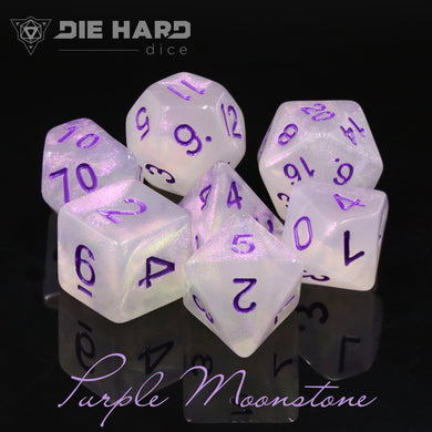 Die Hard Dice: Purple Moonstone