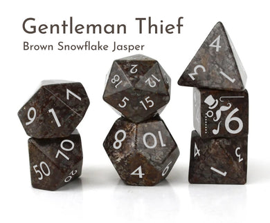 Level Up Dice: Gentleman Thief