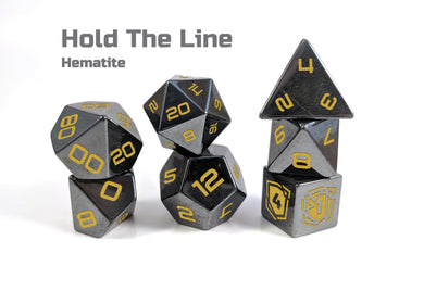 Level Up Dice: Hold The Line