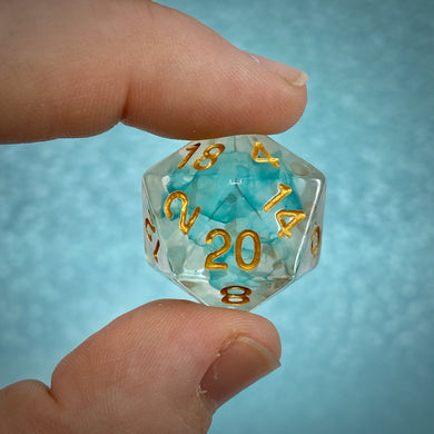 Diffusion Atlantis (15 Dice Set)