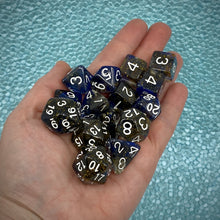 Load image into Gallery viewer, Diffusion Starry Night (15 Dice Set)