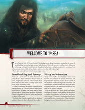 Load image into Gallery viewer, 7th Sea Core Rulebook