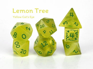 Level Up Dice: Lemon Tree (Preorder)