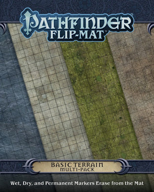 Flip-Mat: Basic Terrain Multi-Pack