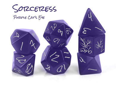 Level Up Dice: Sorceress (Preorder)