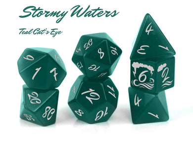 Level Up Dice: Stormy Waters (Preorder)