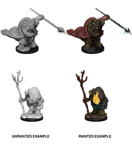 D&D Nolzurs Marvelous Unpainted Miniatures Tortles Adventurers