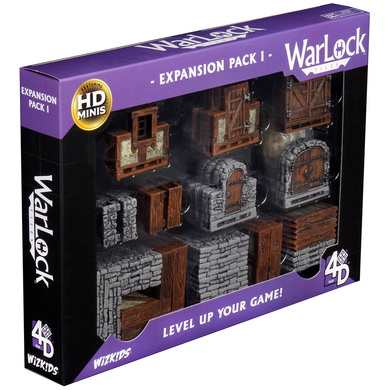 WarLock Tiles Expansion Pack I