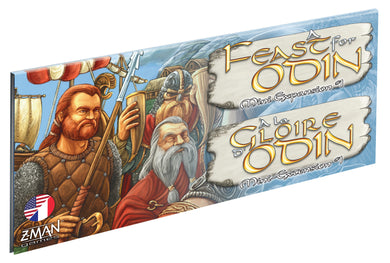 A Feast for Odin: Lofoten, Orkney, and Tierra del Fuego (Mini Expansion #1)