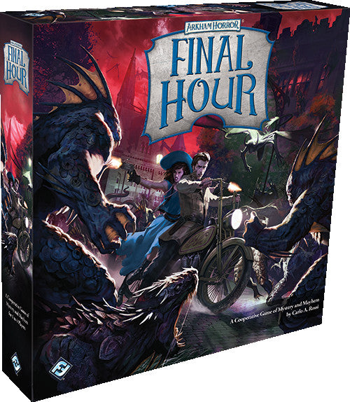 Arkham Horror Final Hour