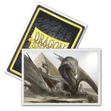 Dragon Shield - Sphinx Dragon - Box 100 - MATTE Art
