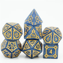 Load image into Gallery viewer, Blue Huge Castle Dice