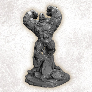 Vindication: Boulder Hulk Awakened Promotional Miniature
