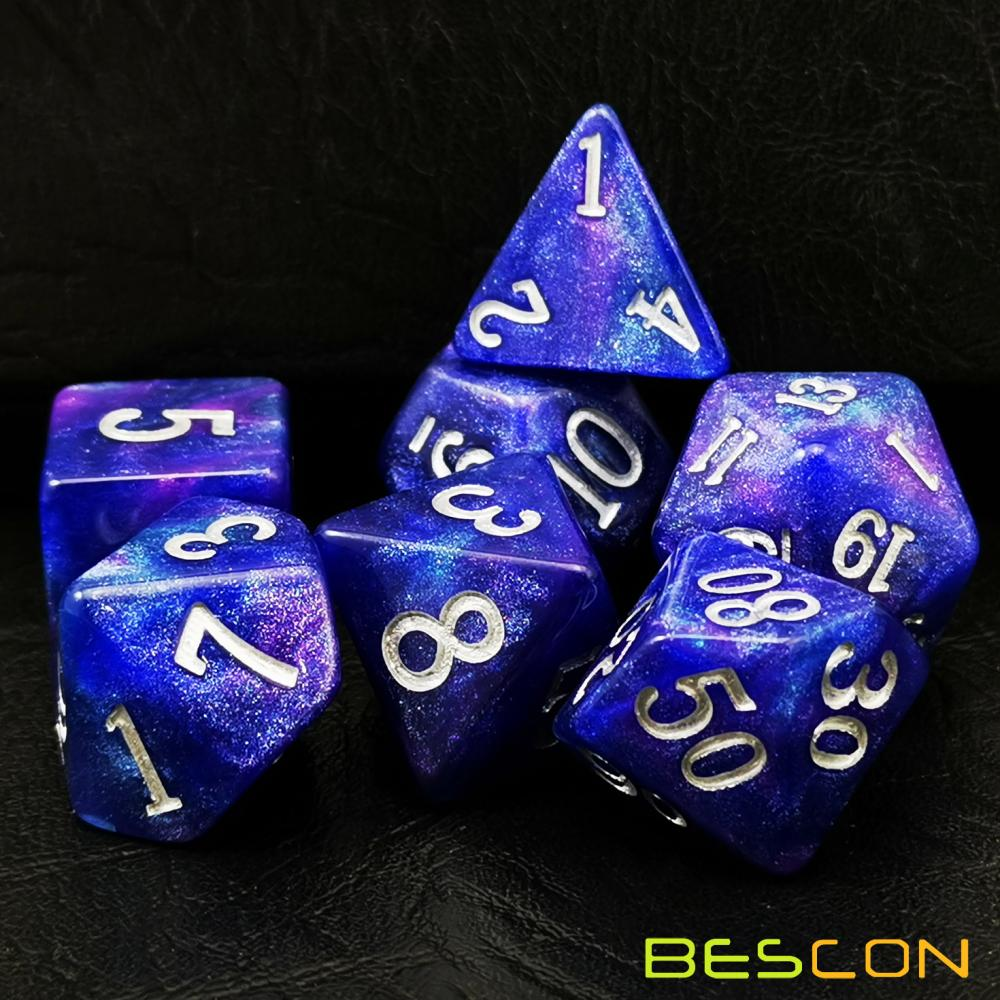 Bescon Dice: Twilight Dice Set