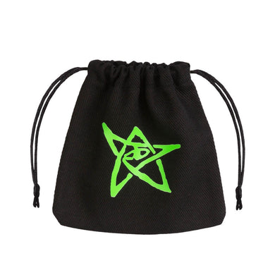 Call of Cthulhu Black & green Dice Bag