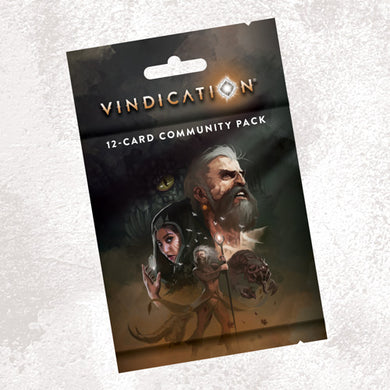 Vindication: Community Promo Pack 2019