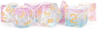 MDG Digital Resin Dice Set 16mm - Unity Dice