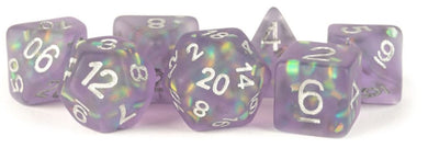 MDG - Icy Opal Purple with Silver Numbers