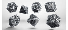 Load image into Gallery viewer, Metal Svetovid Dice Set
