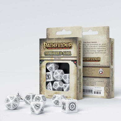 Pathfinder Shattered Star Dice Set