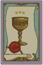 Load image into Gallery viewer, Feudum: Royal Chalice Promotional Card