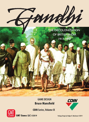 Gandhi - The Decolonization of British India