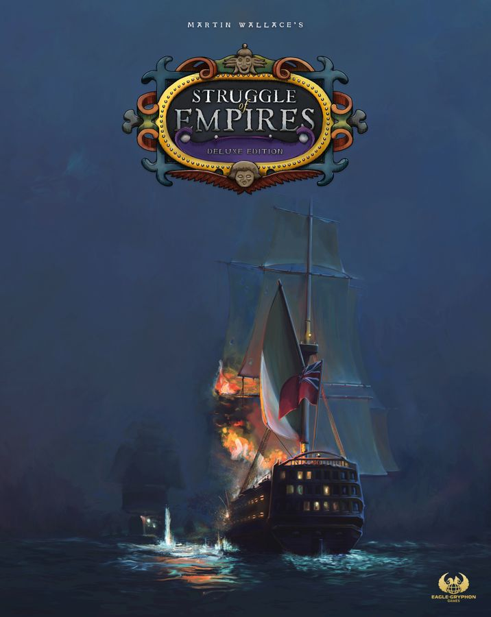 Struggle of Empires: Deluxe Edition (Kickstarter)