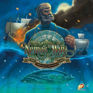 Nemo's War (Second Edition)