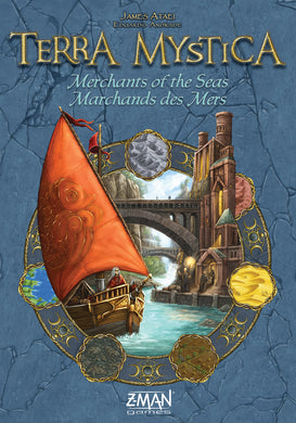 Terra Mystica Merchants of the Sea Expansion