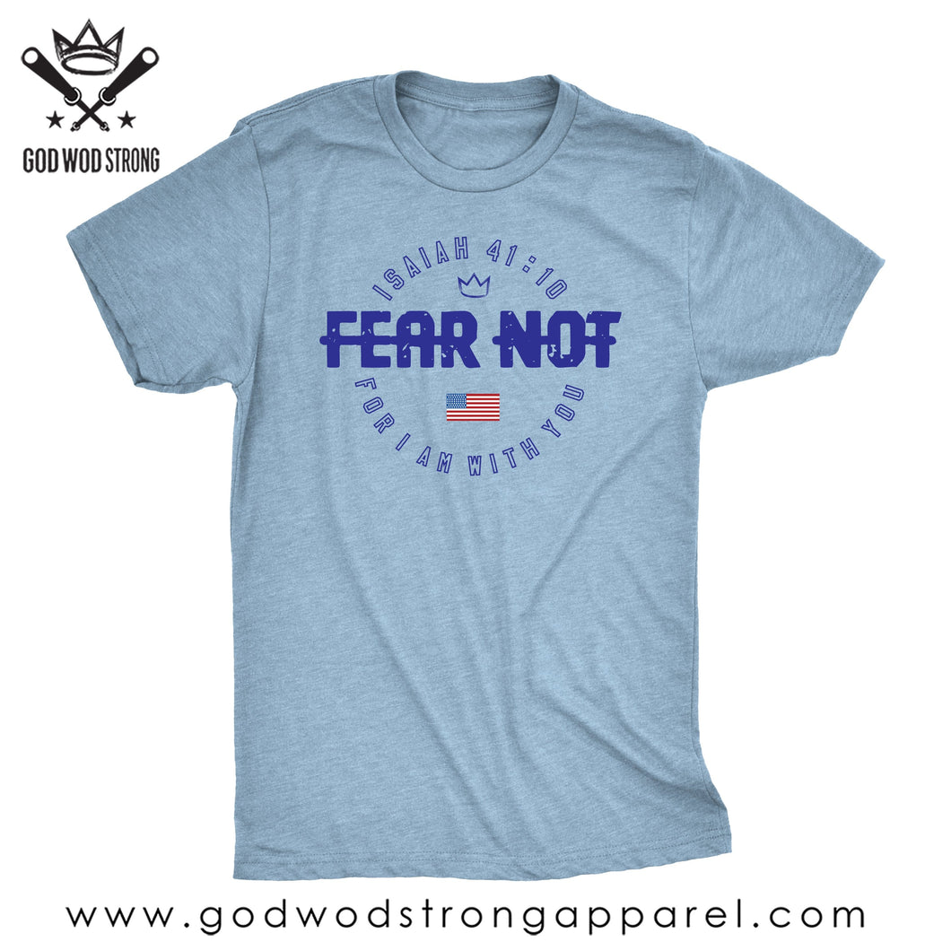 FEAR NOTHING MENS SHIRTS