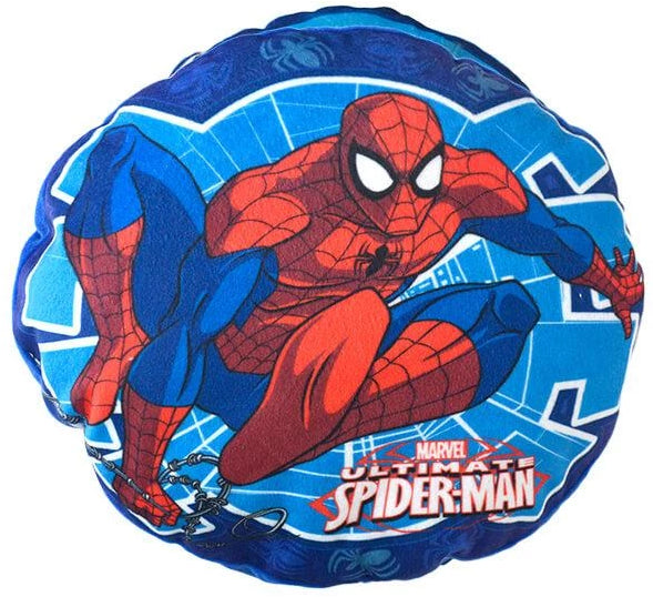 Cojin Velour 38x38 cm Spiderman Crush