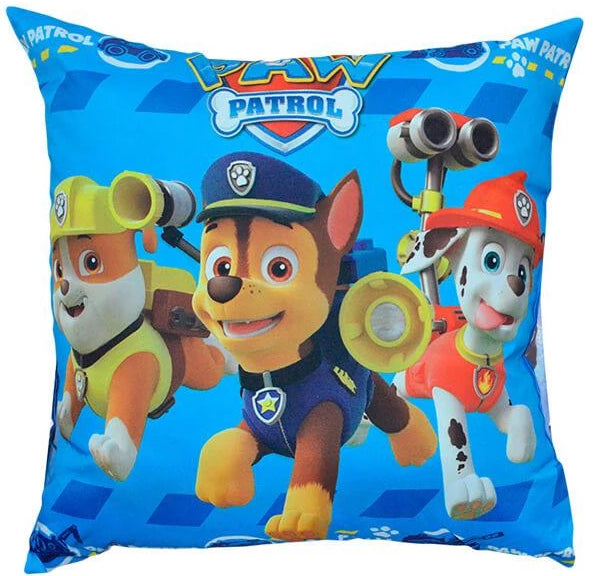 Cojin Mf. Estampado Paw Patroll Team