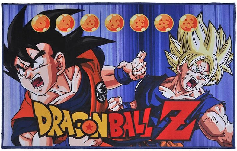Bajada de Cama 80x120 Dragon Ball Z- Super