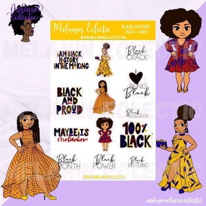 Black History Month Weekly Kit