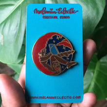 Load image into Gallery viewer, Celestial Reads Enamel Pin