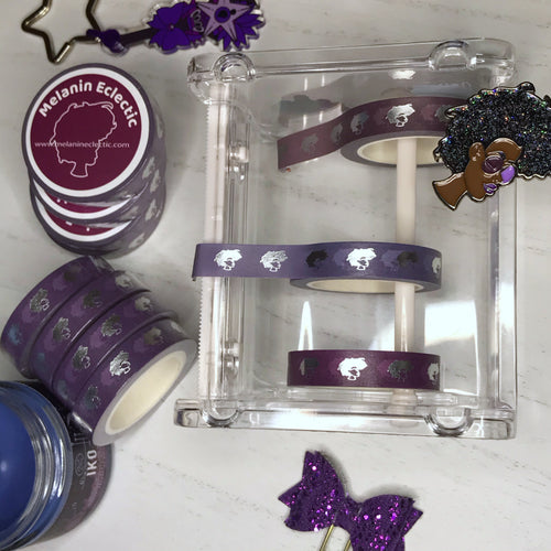 Purple Berry - The Darker the Berry Washi Collection