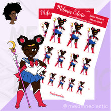 Load image into Gallery viewer, Sailor Melanin Moon