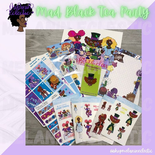 Mad Black Tea Party Collection
