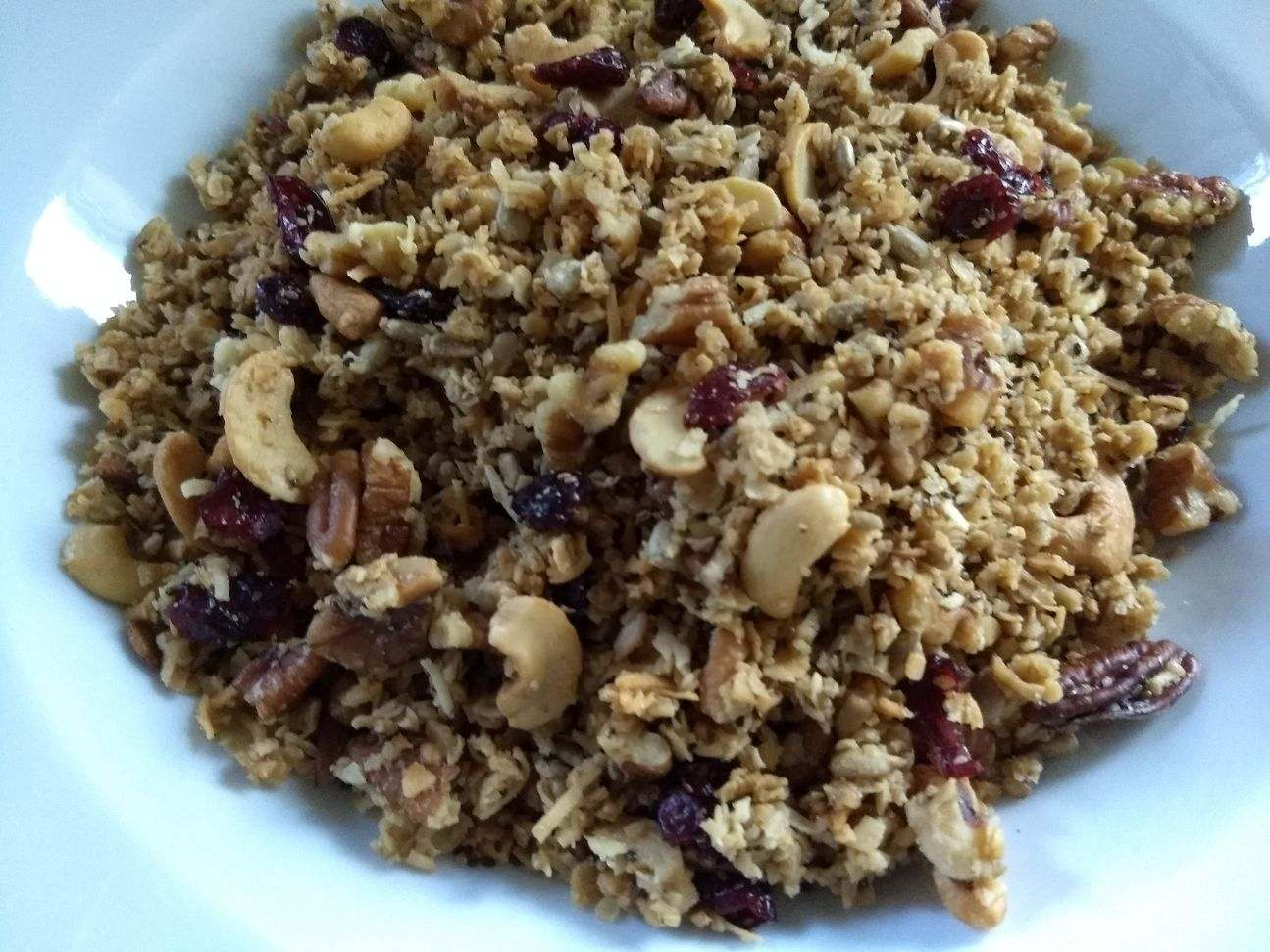Vermont Maple Granola