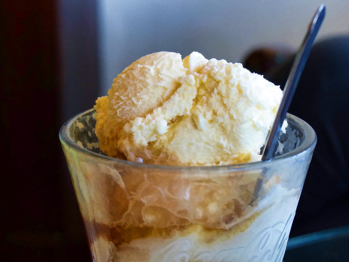 Wood's Boozy Ice Cream Float