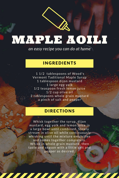 Maple Aoili