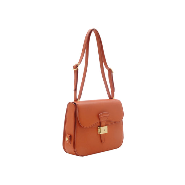 Precision Crossbody - Carrot