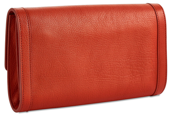 Evening Clutch - Orange