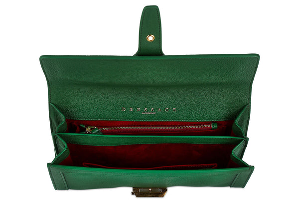 Evening Clutch - Green