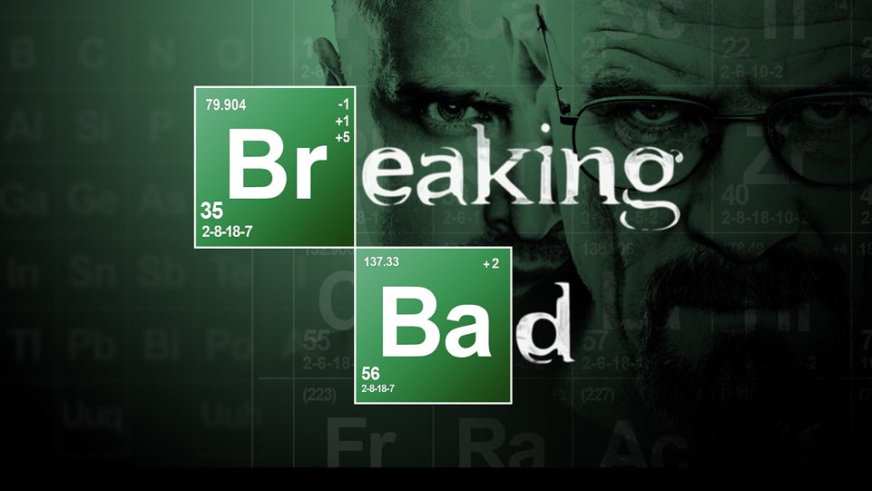Breaking Bad: Computer Malfunction Created with Damage