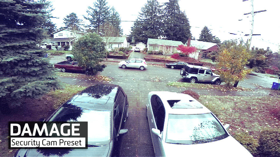 DAMAGE Security Cam Preset