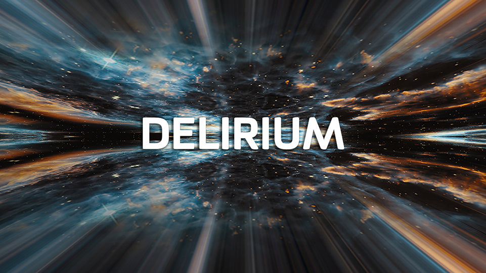 Delirium Installation For Adobe CC